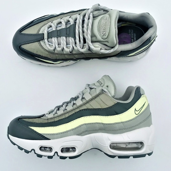 Nike Air Max 95 Running Shoes Mineral